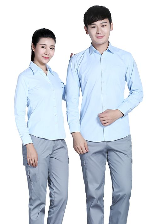定制衬衫简单的穿搭方法!